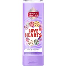 IMPERIAL LEATHER SHOWER GEL LOVE HEARTS