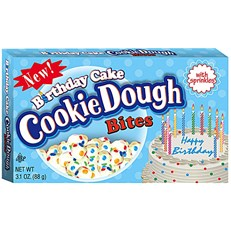 COOKIE DOUGH BITES BIRTHDAY CAKE 3.1oz 88g