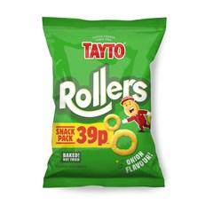 TAYTO ROLLERS ONION 39p (36 PACKS)