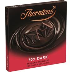 THORNTONS DARK CHOCOLATE