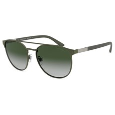 GIORGIO ARMANI CONTEMPORARY SUNGLASSES MATTE GREEN 32638E