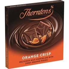 THORNTONS ORANGE CHOCOLATE