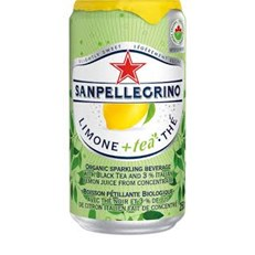 SANPELLEGRINO TEA LEMON