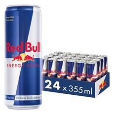 RED BULL ENERGY DRINK 355ml (24 PACK)