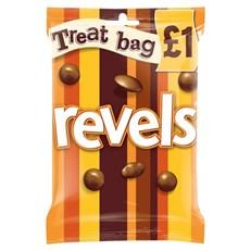 REVELS TREAT BAG 71g (20 PACK)