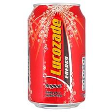 LUCOZADE CANS ORIGINAL