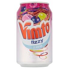 VIMTO NO ADDED SUGAR CANS