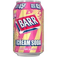 BARRS 45P CREAM SODA