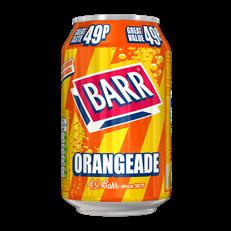 BARRS 49P ORANGEADE