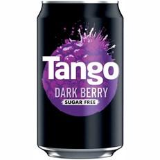 TANGO DARK BERRY SUGAR FREE 330ml (24 PACK)