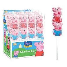 PEPPA PIG MARSHMALLOW 20g (16 PACK)