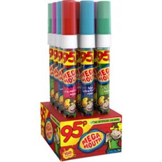 MEGA MOUTH CANDY SPRAY 95p (12 PACK)
