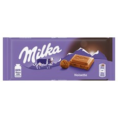 MILKA NOISETTE 100g (23 PACK) 30 NOVEMBER DATED
