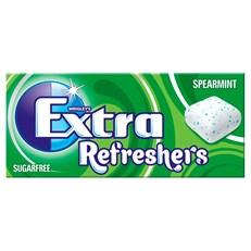 WRIGLEYS EXTRA REFRESHERS SPEARMINT 7 Pieces (16 PACK)