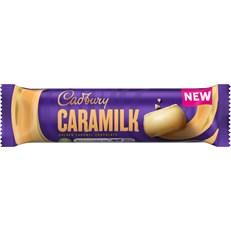 CADBURYS CARAMILK GOLDEN CARAMLE CHOCOLATE 37g (36 PACK)