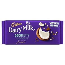 DAIRY MILK INVENTORS COCONUTTY