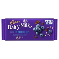 DAIRY MILK INVENTORS OUT OF THE BLUEBERRY