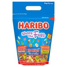 HARIBO SHARE THE FUN POUCH (8 POUCHES)