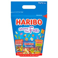 HARIBO SHARE THE FUN LARGE 500g POUCH