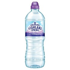 HIGHLAND SPRING STILL WATER 750ml SPORTS CAP (20 PACK)