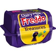 CADBURYS DAIRY MILK FREDDO TREASURES 14g (24 PACK)