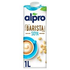 ALPRO BARISTA SOYA MILK 1Litre (12 Pack)