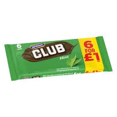 CLUB MINT £1 6PACK