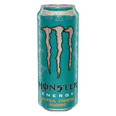 MONSTER ENERGY DRINK ULTRA FIESTA 500ml (12 PACK)