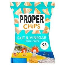 PROPER CHIPS SALT & VINEGAR