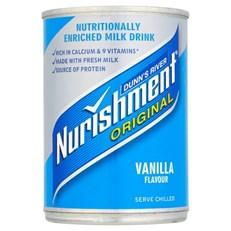 NURISHMENT £1 VANILLA CAN