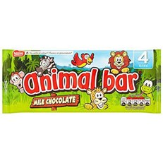 ANIMAL BAR 4 PACK