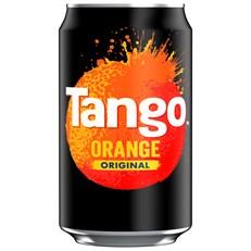TANGO ORANGE CANS 330ml (24 PACK)