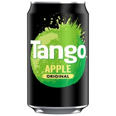 TANGO APPLE CANS 330ml (24 PACK)