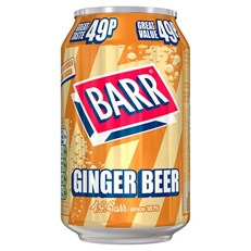 BARRS 49P GINGER BEER