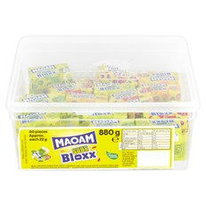 HARIBO TUBS 15p MAOAM SOUR BLOXX
