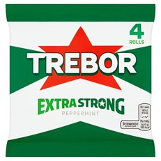 TREBOR EXTRA STRONG GREEN MULTIPACK