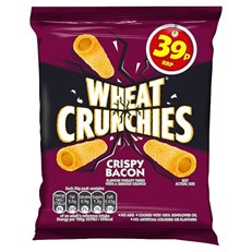 WHEAT CRUNCHIE BACON 39P