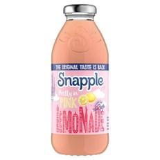 SNAPPLE PINK LEMONADE 473ml (12 PACK)