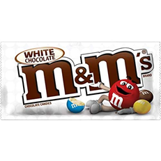 USA M&M'S WHITE CHOCOLATE 42g