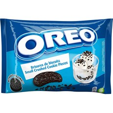 OREO CRUSHED COOKIE PIECES FOR BAKING 400g