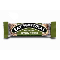 EAT NATURAL SIMPLY VEGAN