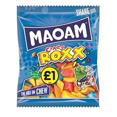 HARIBO £1 MAOAM ROXX 150g (12 PACK)
