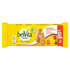 BELVITA 60P CRUNCH STRAWBERRY