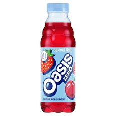 OASIS SUMMER FRUITS ZERO 500ml £1 (12 PACK)