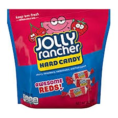 JOLLY RANCHER AWSOME REDS HARD CANDY 368g