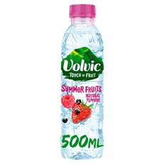 VOLVIC TOUCH OF FRUIT SUMMER FRUITS