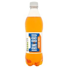 BARRS SUGAR FREE IRN BRU 500ml (12 PACK)
