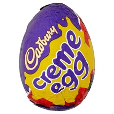 CADBURYS CREME EGG (48 Pack) FIND THE GOLDEN EGG
