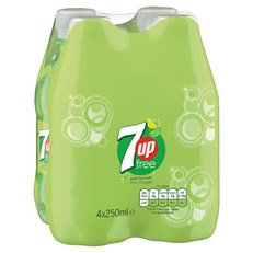 7UP FREE 4 PACK