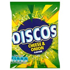 DISCOS CHEESE & ONION